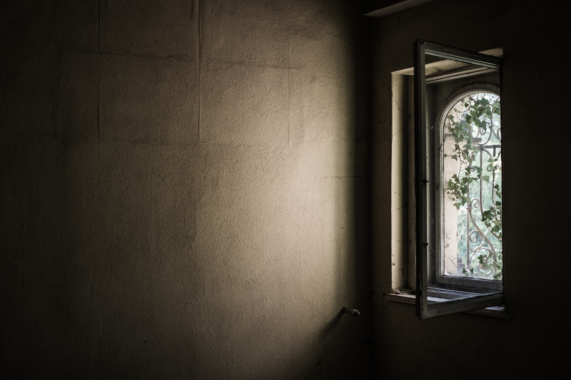 window with light, inspiration to not Drink
