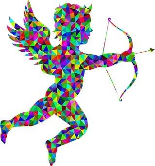 Rainbow Cupid Sober Expectations