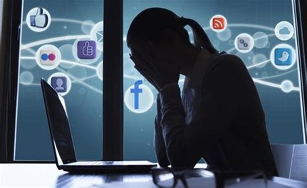 Woman Bullied by Social media