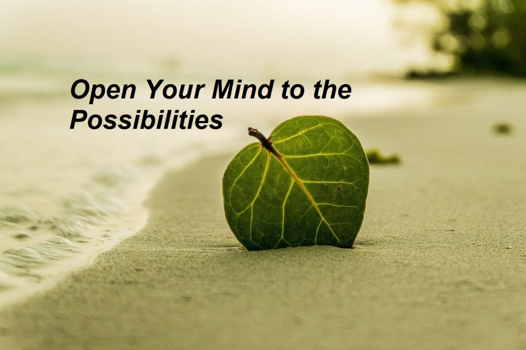 Open Your Mind to the Possibilities - Community Rethink the Drink Alcohol Abuse Kills