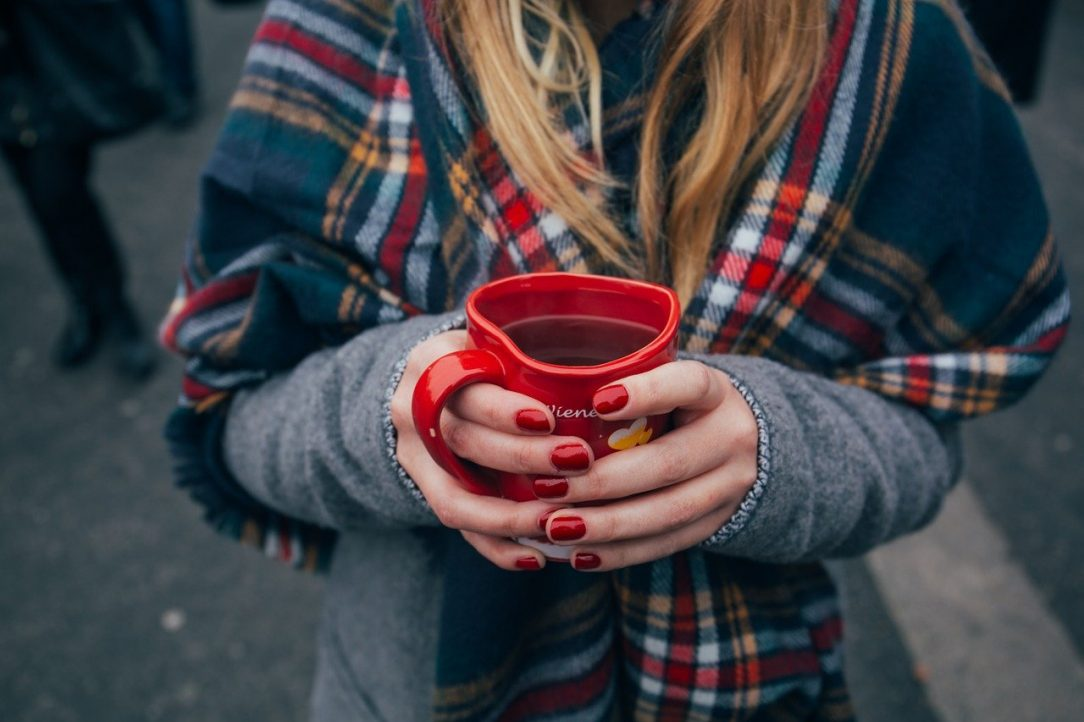 woman with Coffee 200 days sober