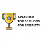 top 30 blogs badge