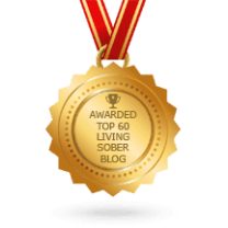 Sober Living Blog Award