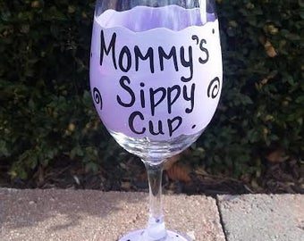 Mommy's Sippy Cup? You Don't NEED to Drink