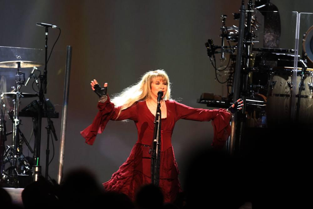 Stevie Nicks Singing- Turning Down the Volume on Alcohol Cravings with Some Help from Stevie Nicks on Day 2 Sober