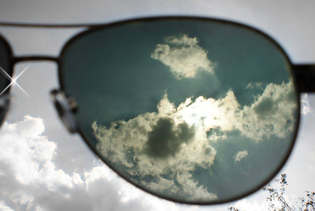 Clouds through glasses Staying Sobber after the Pink Cloud