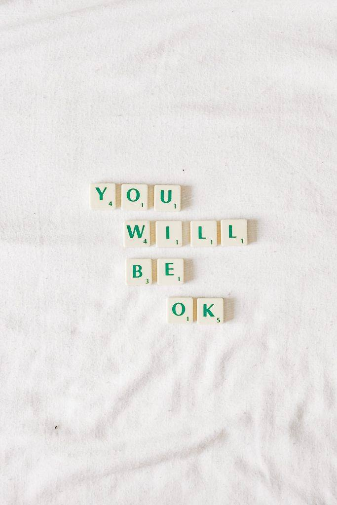 You will be Ok- Choose to stop drinking