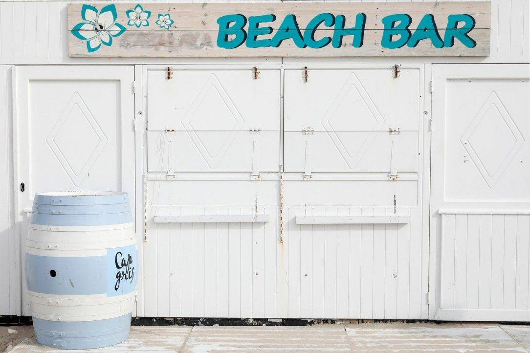 Beach Bar Closed Dry Duly Day 13 Alcohol-Free inspiration