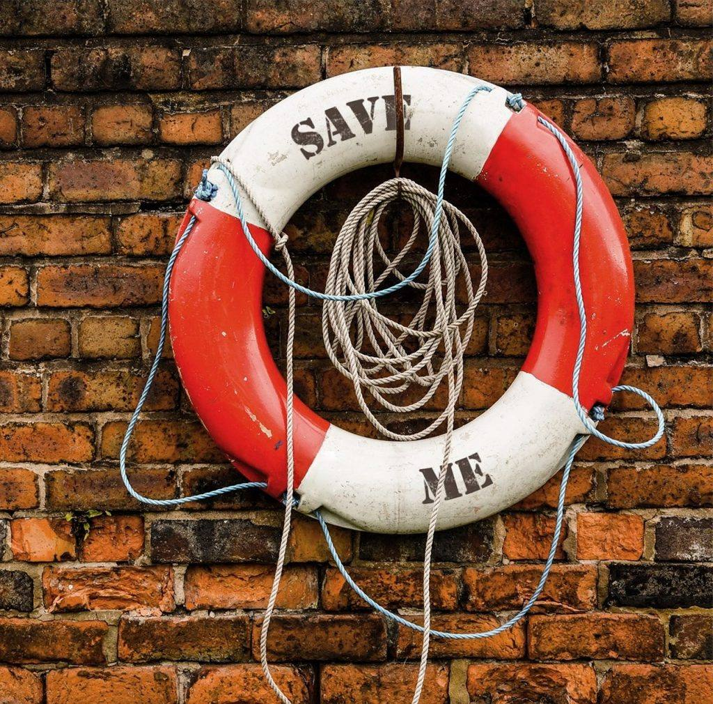 Life preserver- Save me from alcohol cravings