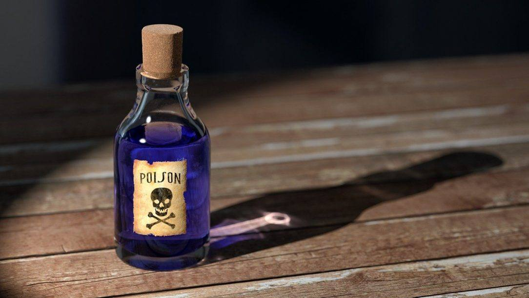 Poison Why I'm Glad that I Stopped Drinking During the Covid-19 Pandemic
