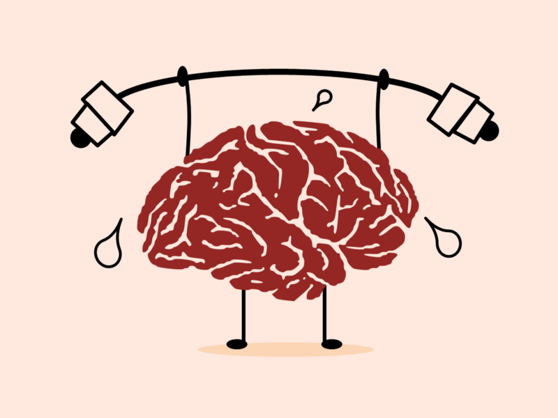 Brain lifting Barbells - Learning about the effect that alcohol has on the brain