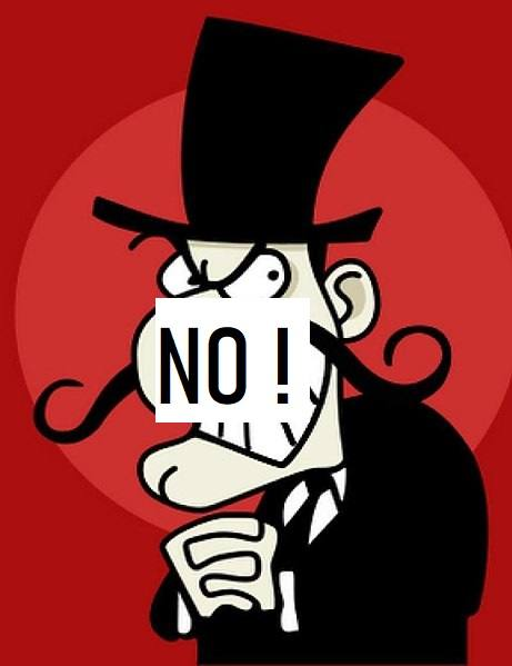 No to Snidely - 6 months sober