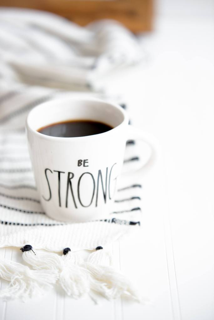 Be strong cup - Breaking the bonds that tied me down say goodbye to alcohol
