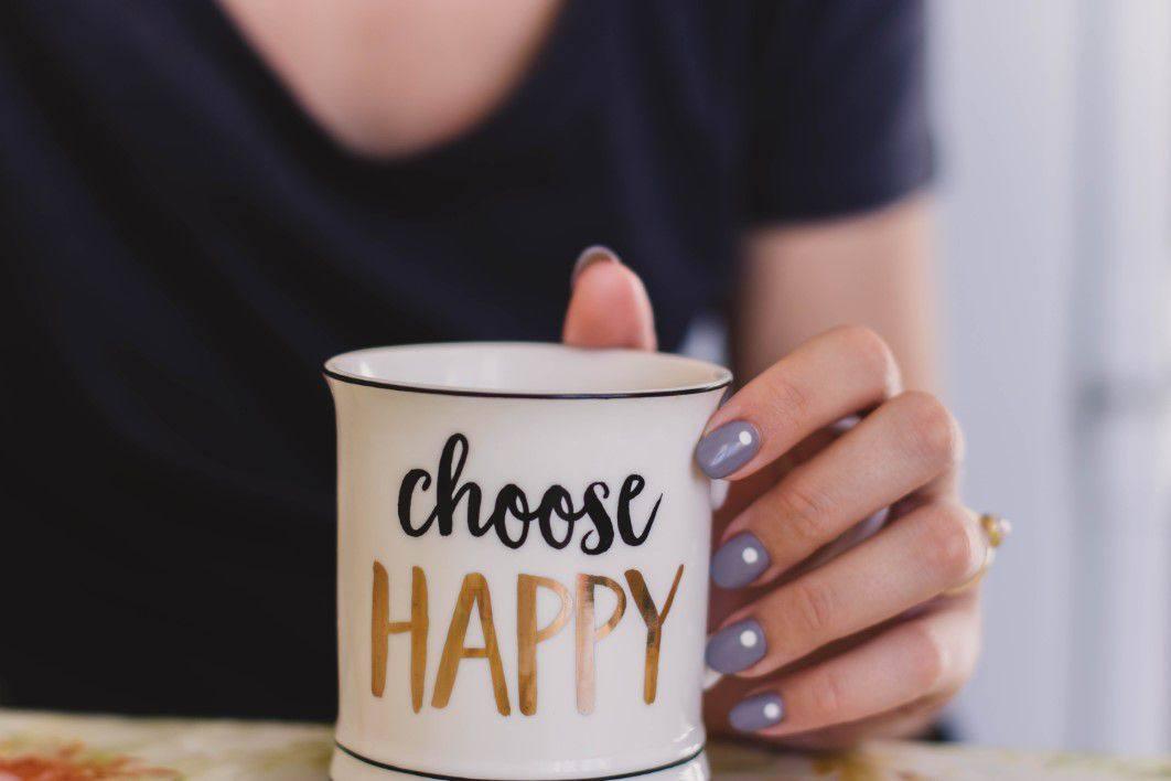 Choose Happy AF weekend